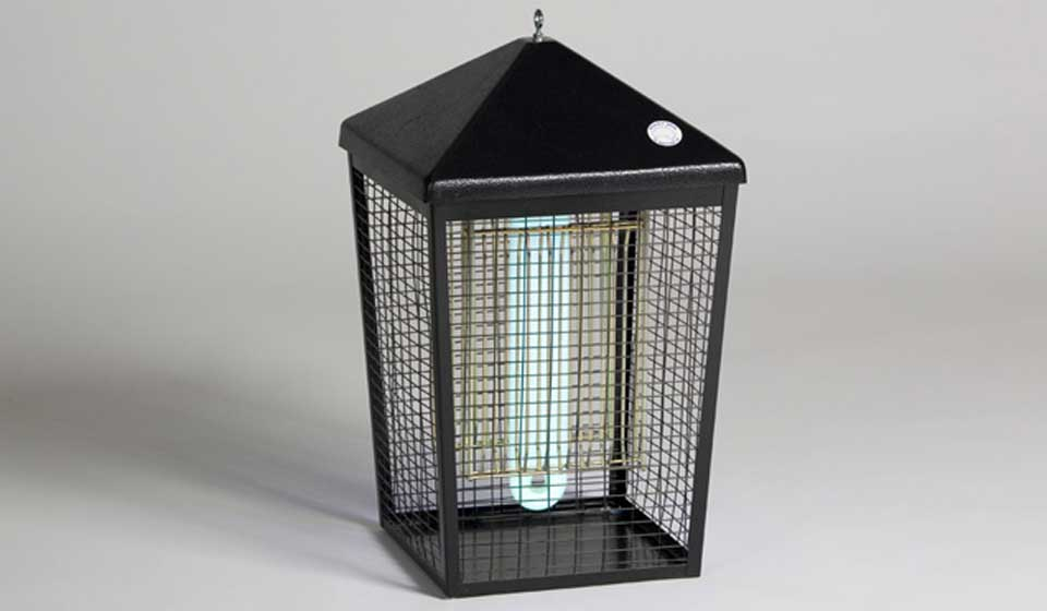 L40 Bug Zapper Outdoor Lantern